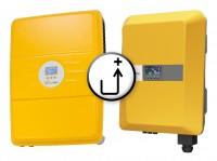 Tauschpauschale 10MT2 zu 10SMT Neugerät mit LCD-Anzeige