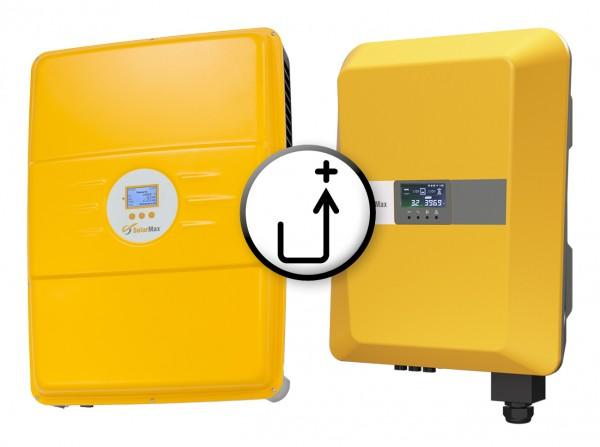 Tauschpauschale 8MT2 zu 8SMT Neugerät mit LCD-Display