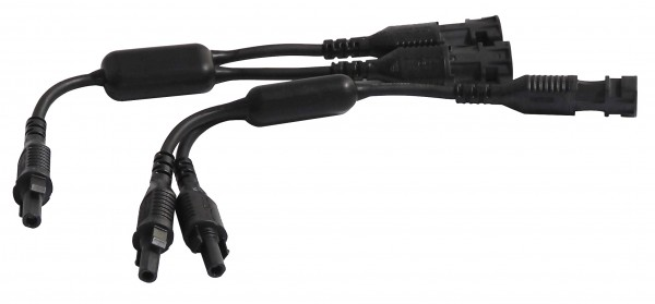 Multicontact MC4 Y-Adapter 1 Paar