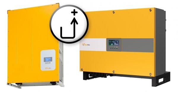 Tauschpauschale 25HT2 zu 25SHT-LCD Neugerät